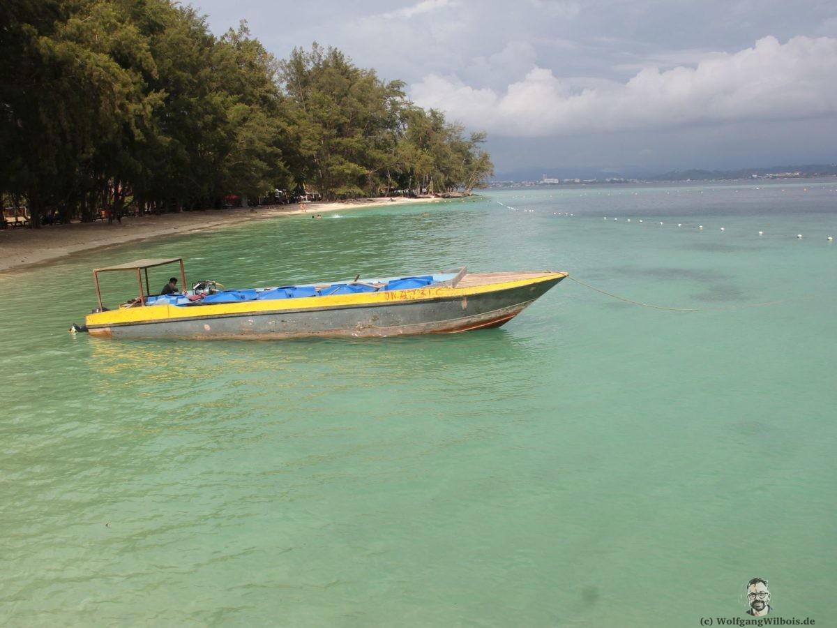 Manukan Island Borneo