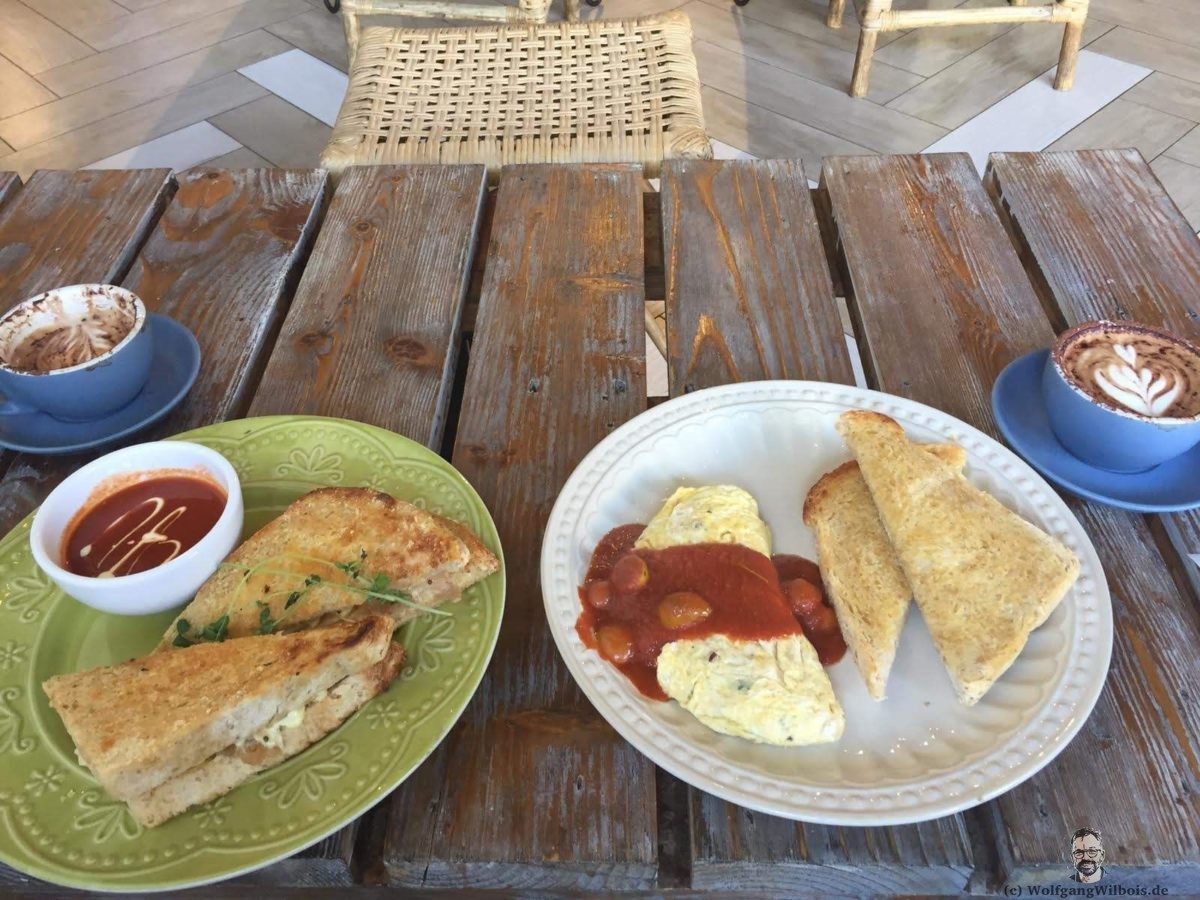 Cafe Nook Kota Kinabalu