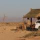 Namibia Tag 02 Desert Camp Eingang