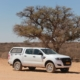 Namibia Tag 1 Ford Ranger 4x4