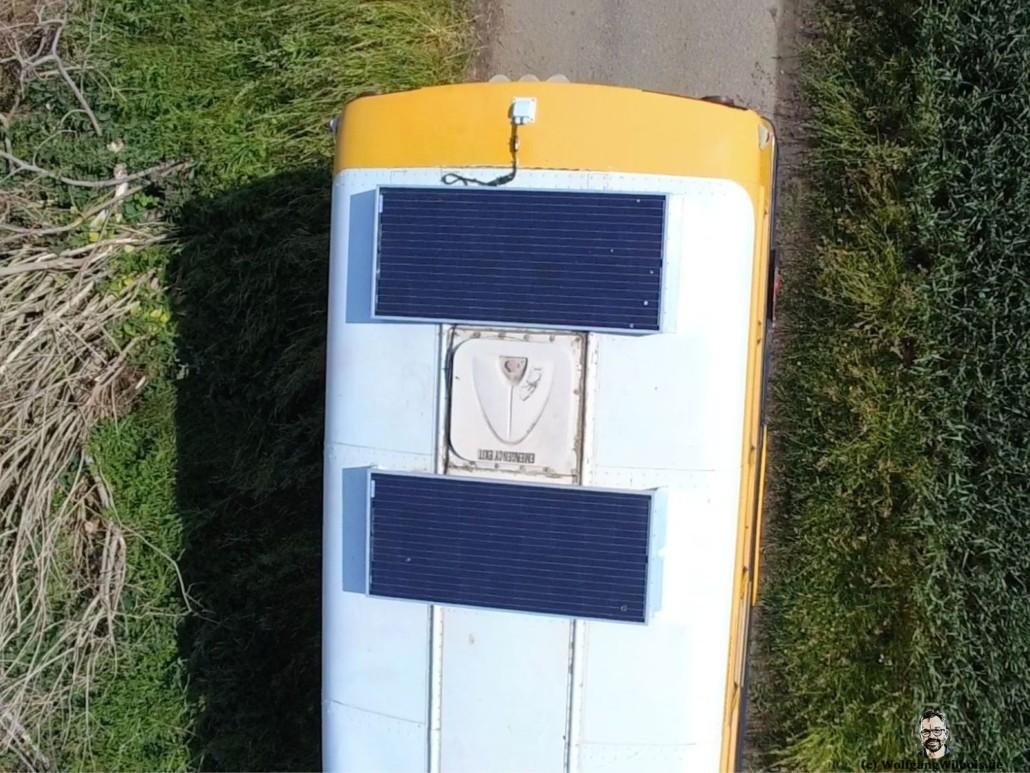 Solaranlage Wohnmobil Solara