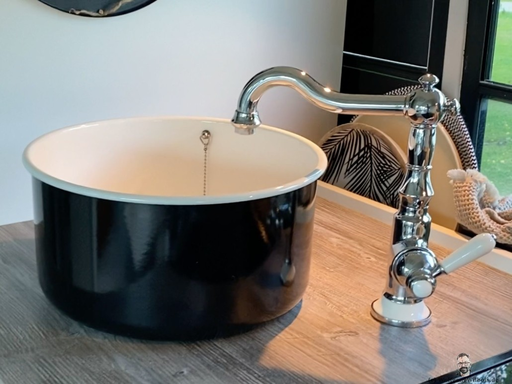 Designer Waschbecken Alpenemaille®