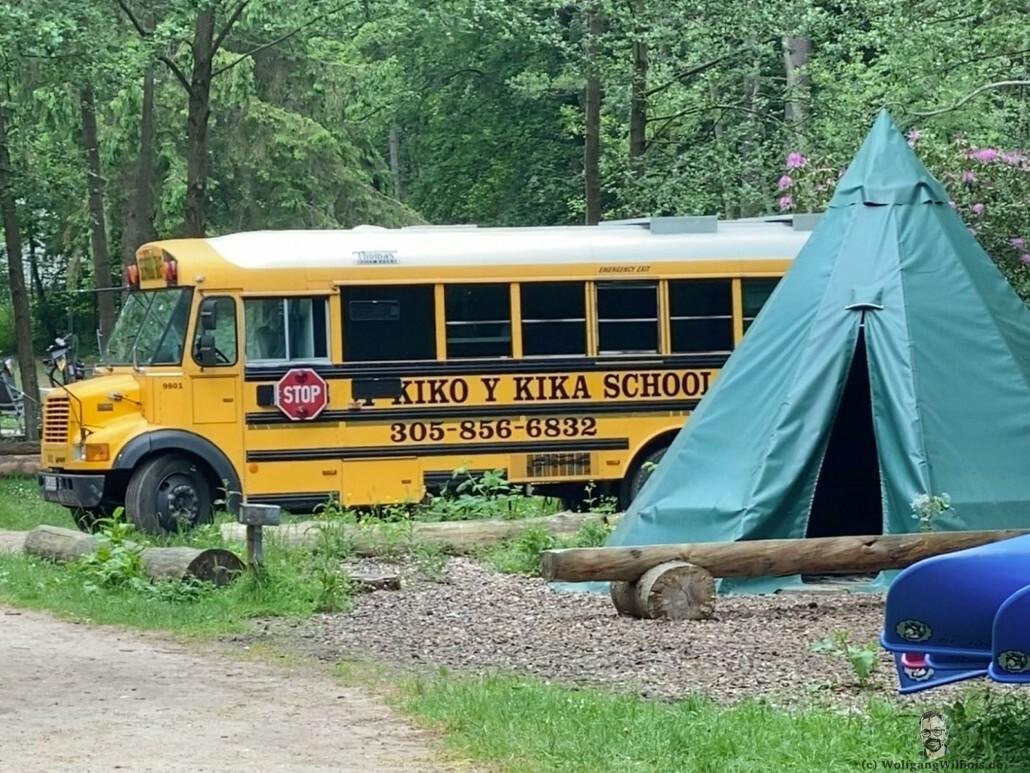 Schaalsee Camp Naturcamping in Seedorf