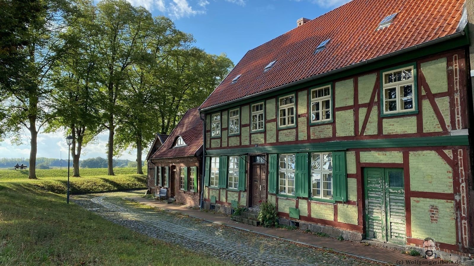 Fachwerkhaus in Dömitz